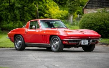 La Corvette C2 Stingray
