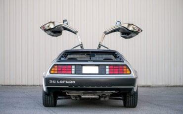 DeLorean : Un célèbre échec