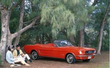 Mustang : la première « pony car »