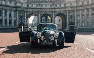 Jaguar : luxe et sportivité