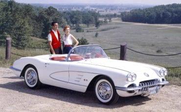 la Corvette C1
