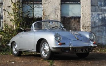 la Porsche 356