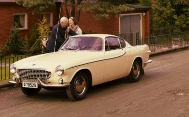 Volvo P1800: La plus belle voiture de l'histoire ?