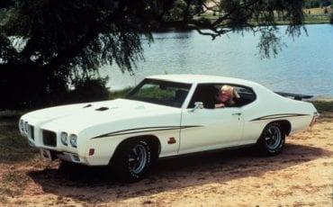 """Pontiac GTO: La première des """"muscle cars"""", mais aussi la première à disparaitre"""
