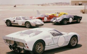 La Ford GT40: Une histoire de rivalité