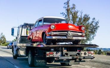 Importation d'un véhicule de collection
