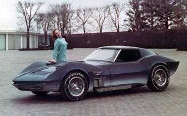 Une super-car à l'américaine : la Corvette