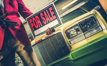 Arnaques aux voitures anciennes
